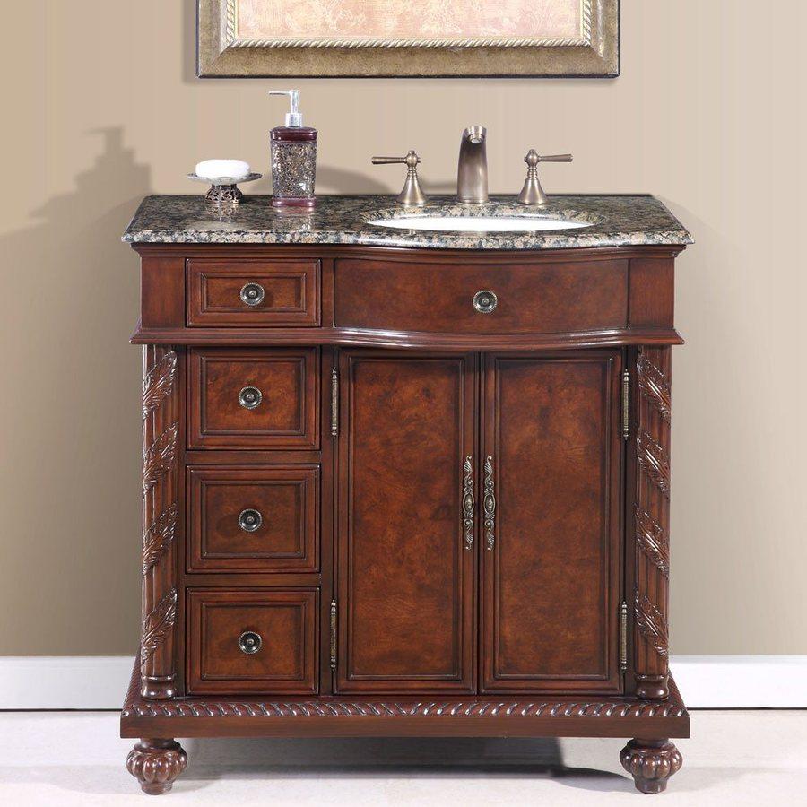 Vanity Counter